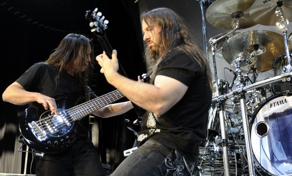 FACT: JP's arms are the size of John Myung's legs.