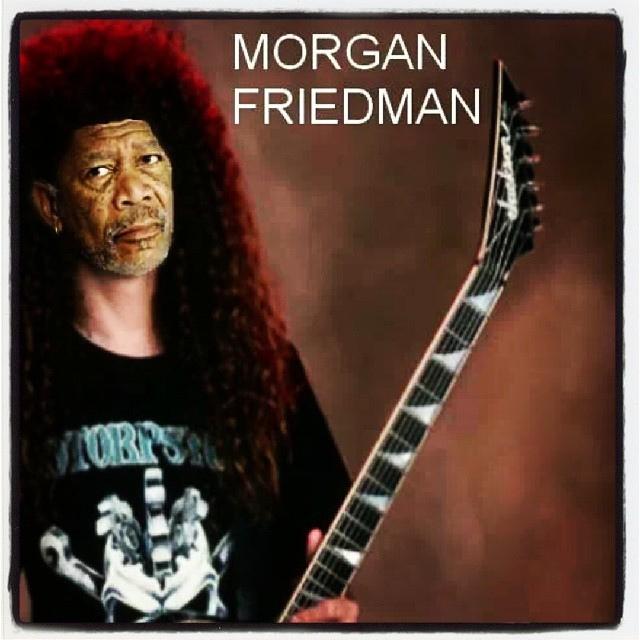 Morgan Friedman