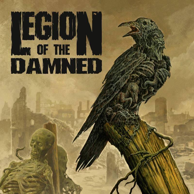 Legion of the Damned - Ravenous Plague