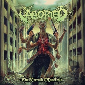 Aborted -- The Necrotic Manifesto