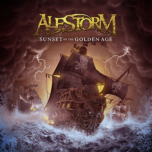 Alestorm -- Sunset on the Golden Age