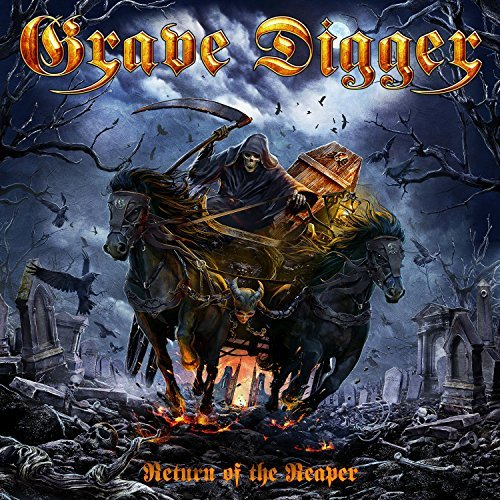 Grave Digger -- Return Of The Reaper