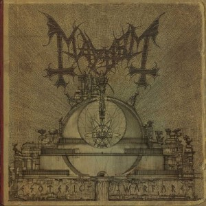 Mayhem -- Esoteric Warfare