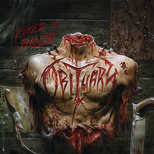 Obituary -- Inked In Blood