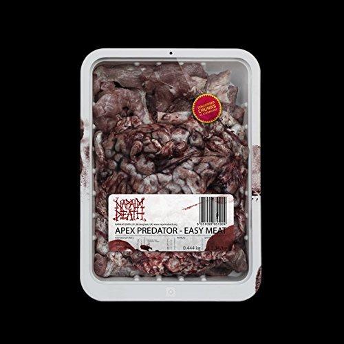 Napalm Death -- Apex Predator – Easy Meat