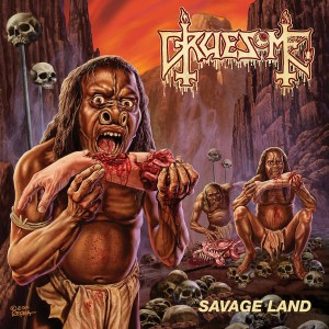 Gruesome -- Savage Land