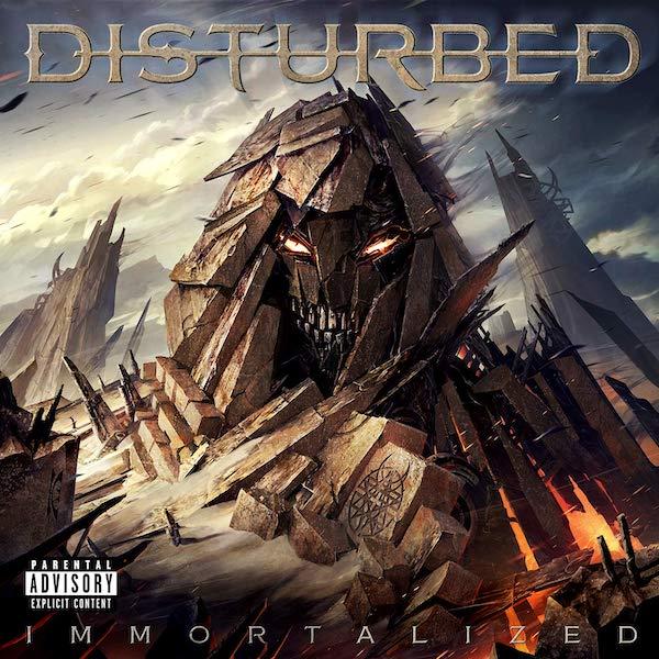 Disturbed -- Immortalized