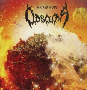 Obscura -- Akroasis