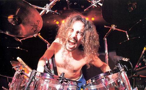 Nick Menza (image courtesy Megadeth.com)