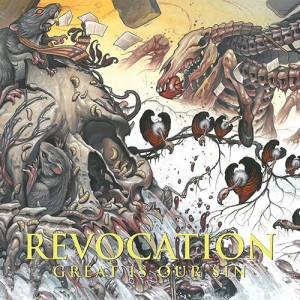 Revocation -- Great Is Our Sin