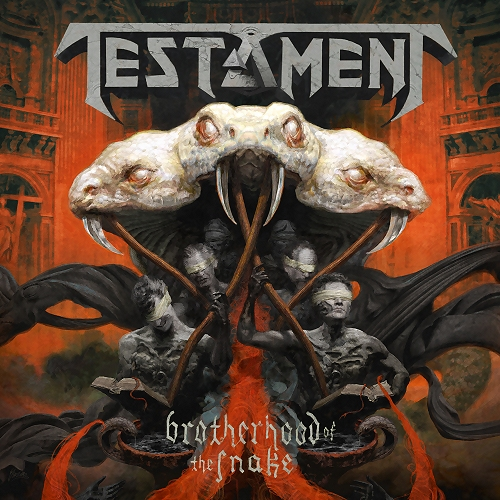 Testament -- Brotherhood Of The Snake