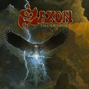 Saxon -- Thunderbolt