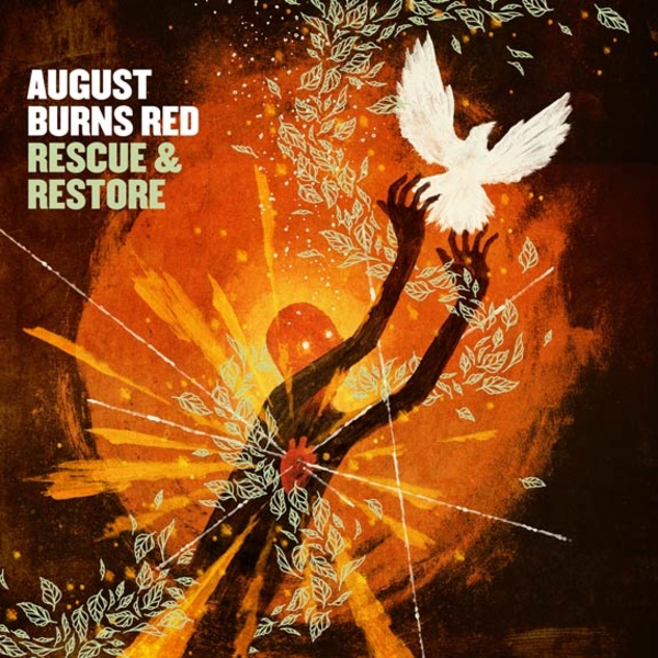 August Burns Red -- Rescue & Restore