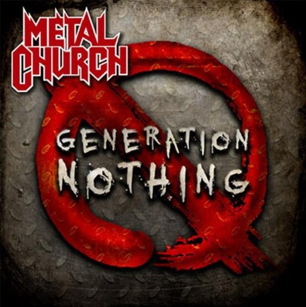 Metal Church - Generation Nothing