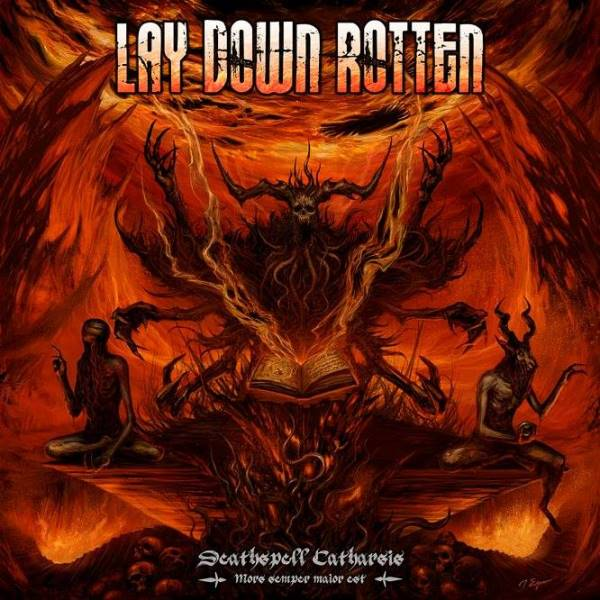 Lay Down Rotten -- Deathspell Catharsis