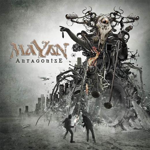 Mayan -- Antagonize