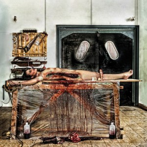 Prostitute Disfigurement -- From Crotch To Crown