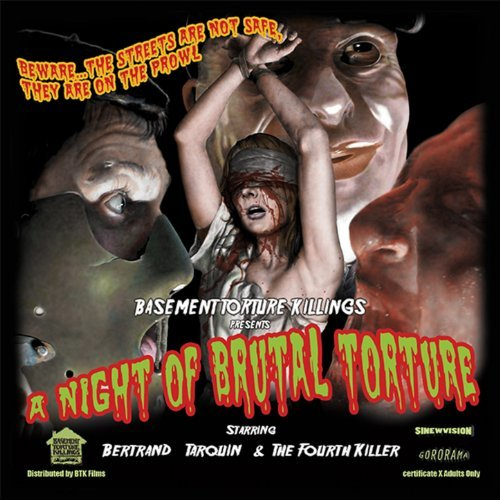 Basement Torture Killings -- A Night Of Brutal Torture