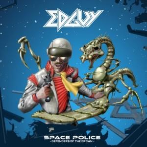 Edguy -- Space Police - Defenders Of The Crown