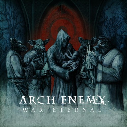 Arch Enemy -- War Eternal