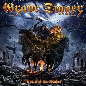 Grave Digger -- Return Of The Reaper