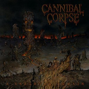 Cannibal Corpse -- A Skeletal Domain