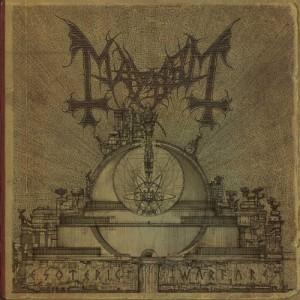 Mayhem -- Esoteric Warfare