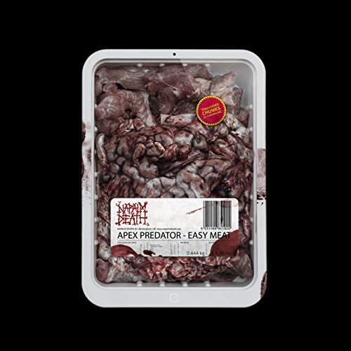 Napalm Death -- Apex Predator – Easy Meat