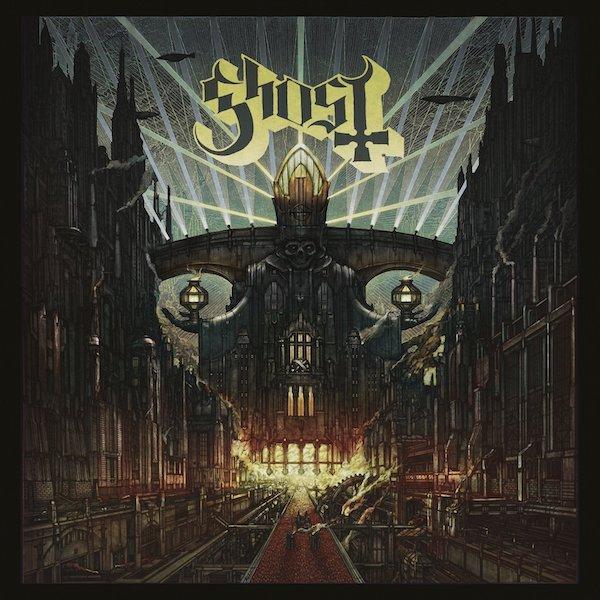 Ghost -- Meliora