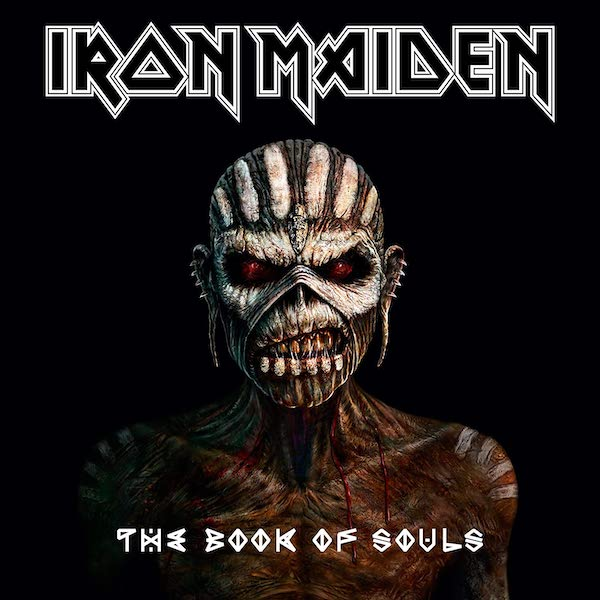 Iron Maiden -- The Book Of Souls