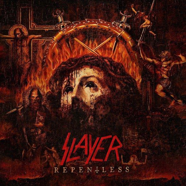 Slayer -- Repentless