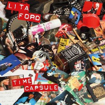Lita Ford -- Time Capsule