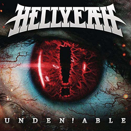 HELLYEAH -- UNDENIABLE