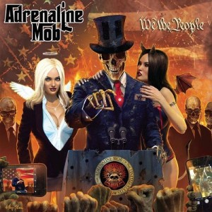 Adrenaline Mob -- We The People