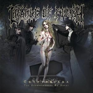Cradle Of Filth -- Cryptoriana – The Seductiveness Of Decay