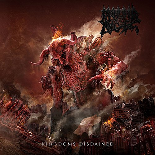 Morbid Angel -- Kingdoms Disdained