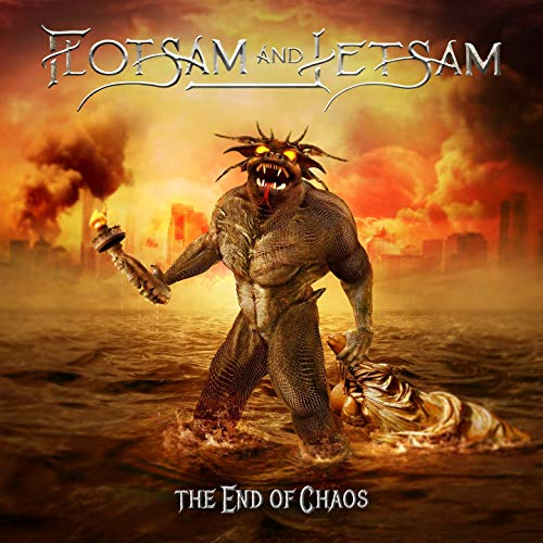 Flotsam and Jetsam -- The End Of Chaos