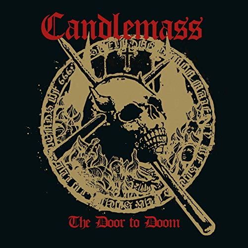 Candlemass -- The Door To Doom