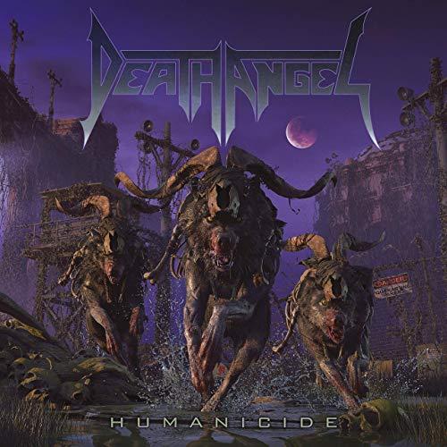 Death Angel -- Humanicide