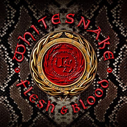 Whitesnake -- Flesh & Blood