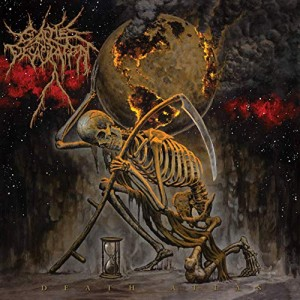 Cattle Decapitation -- Death Atlas