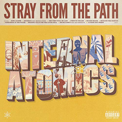 Stray From The Path -- Internal Atomics