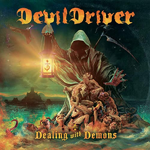 DevilDriver -- Dealing With Demons I