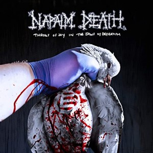 Napalm Death -- Throes of Joy in the Jaws of Defeatism