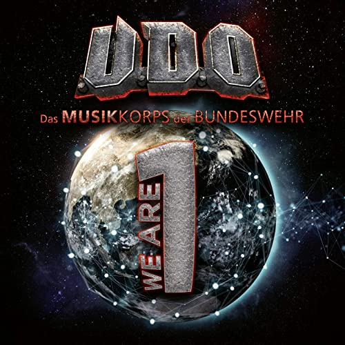 U.D.O. -- We Are One